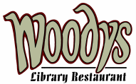 Woodys Library Restaurant